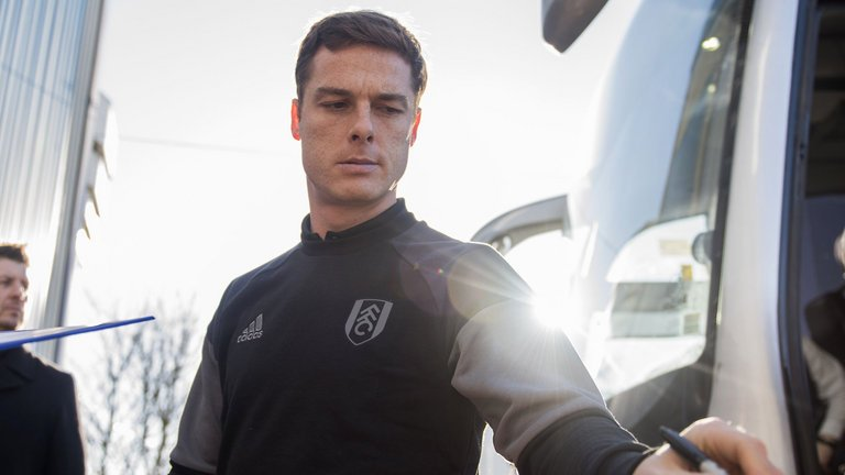 Former England international player Scott Parker retires from football...