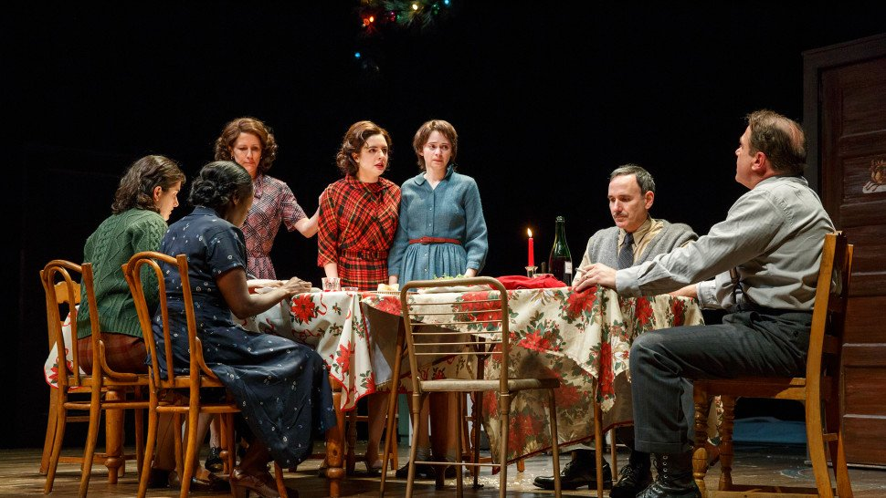 Review Roundup: What did critics think of Roundabout's Napoli, Brookly...
