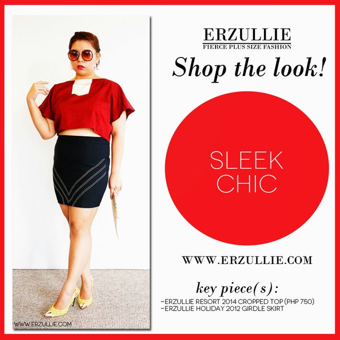 "PLUS SIZE STYLE: SHOP THE LOOK! ""SLEEK CHIC"""