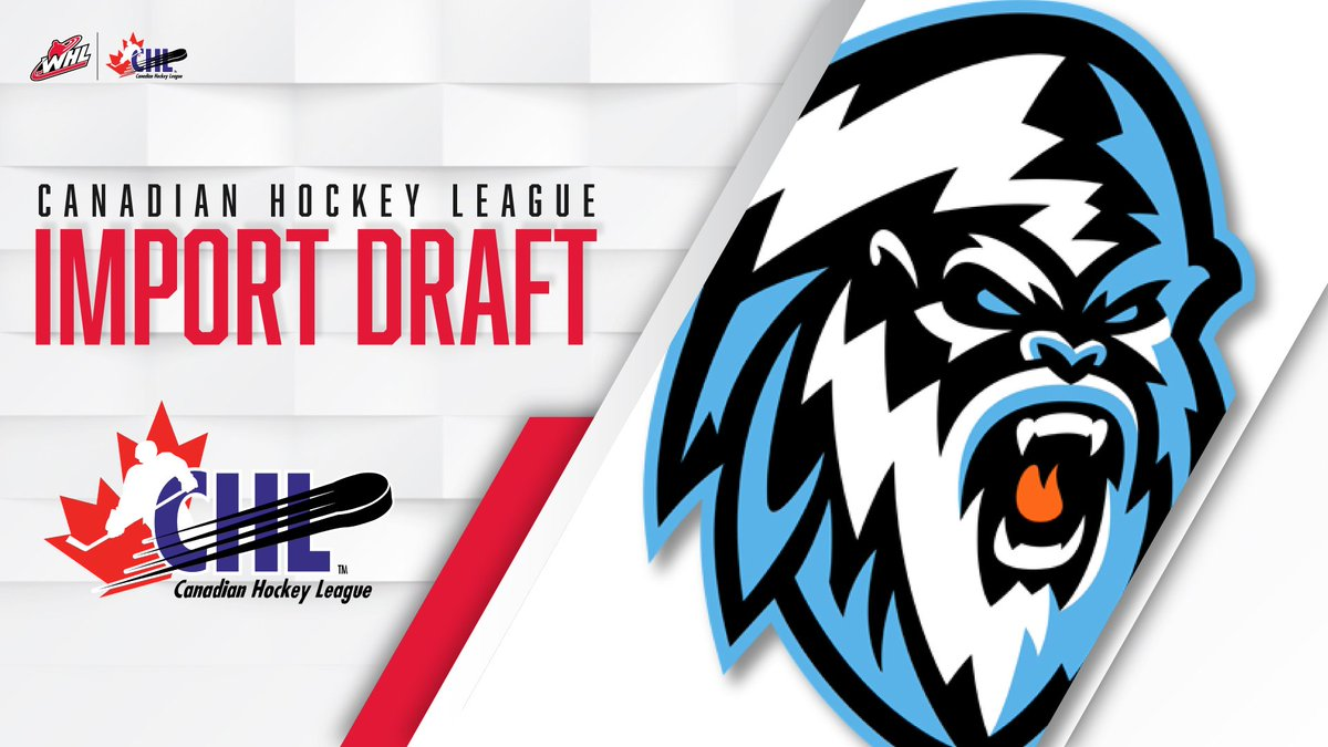 With the 3rd overall pick at the 2017 #CHLImportDraft, the @WHLKootena...