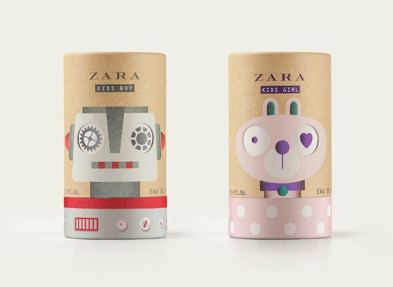 IDEA #packaging / fragrance for kids  http:// buff.ly/2tRrHPJ  &nbsp;   #ZARA <br>http://pic.twitter.com/0uqiTyQ9UB