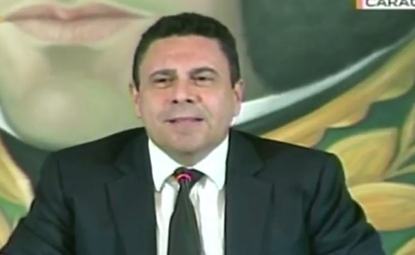#Ahora Canciller de la República Samuel Moncada:  Nosotros estamos esp...