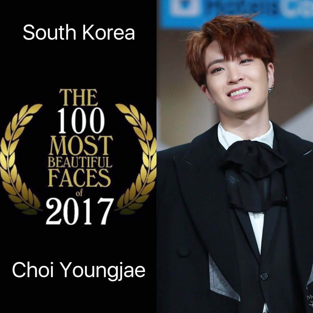 I nominate Choi Youngjae #ChoiYoungJae @GOTYJ_Ars_Vita of #GOT7 from South Korea for #100mosthandsomefaces2017 @tccandler<br>http://pic.twitter.com/NltpZHYnK4