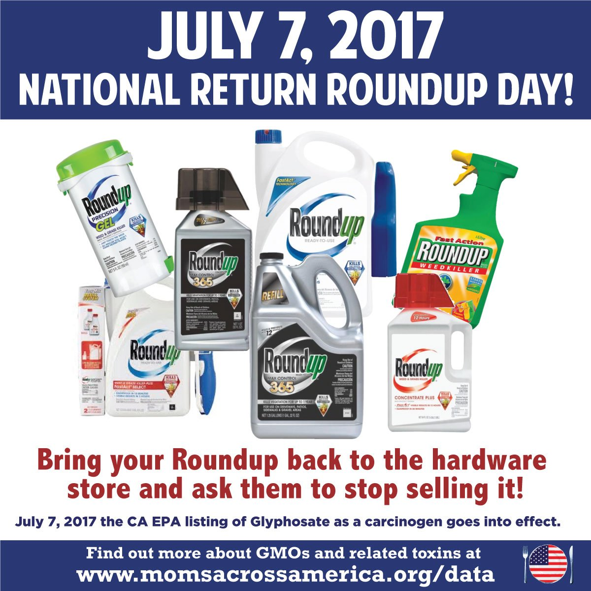 Image result for National return roundup day