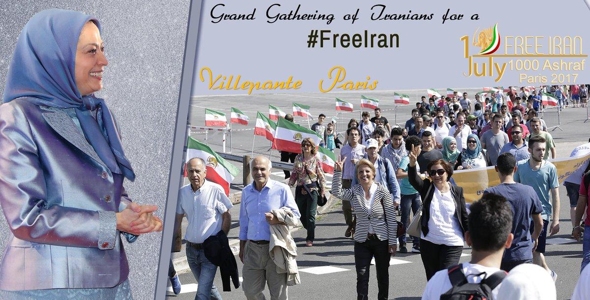 #Iran&#39;ian opposition rally in support of #NCRI President #MaryamRajavi #FreeIran  http://www. ncr-iran.org/en  &nbsp;      http://www. maryam-rajavi.com/en  &nbsp;  <br>http://pic.twitter.com/HJulalOpya