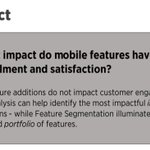 What impact do #mobilebanking features have on customer enrollment & satisfaction? SRC: https://t.co/vfNX3HXuVw #banks #creditunions