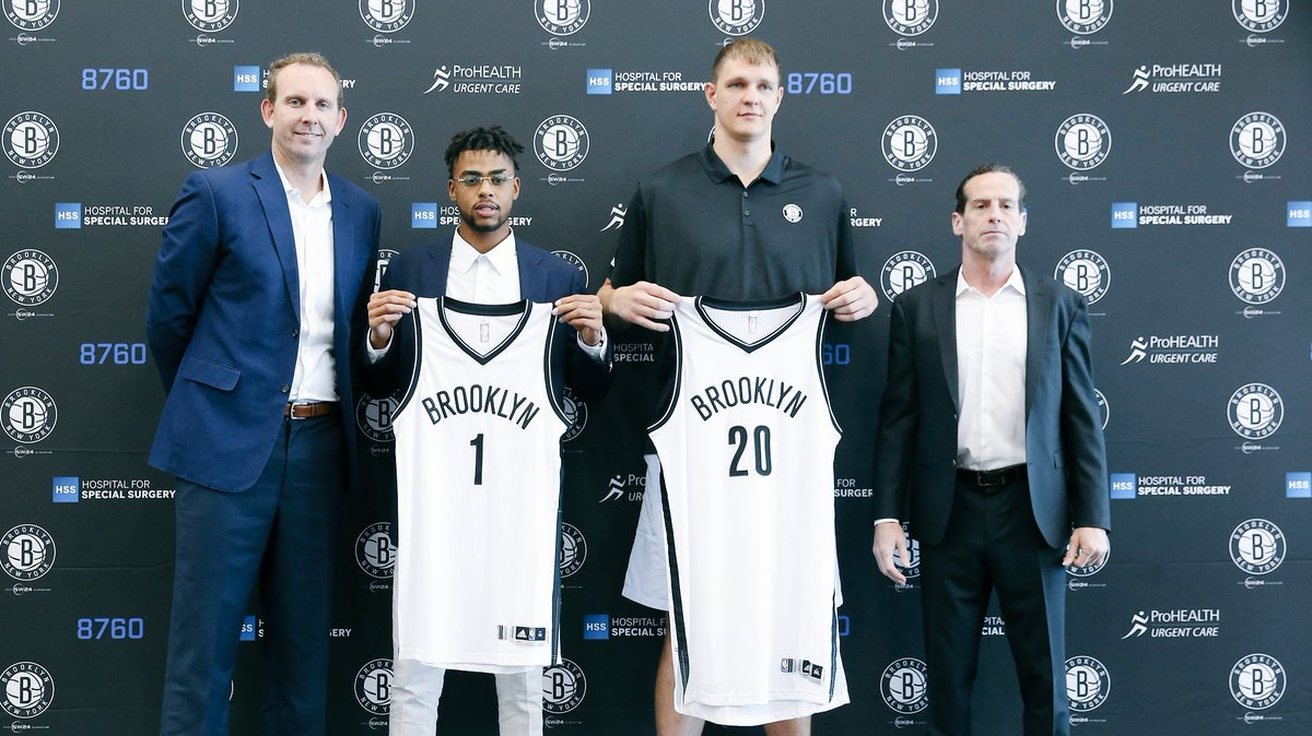 Timofey and @Dloading were introduced to the New York media on Monday...