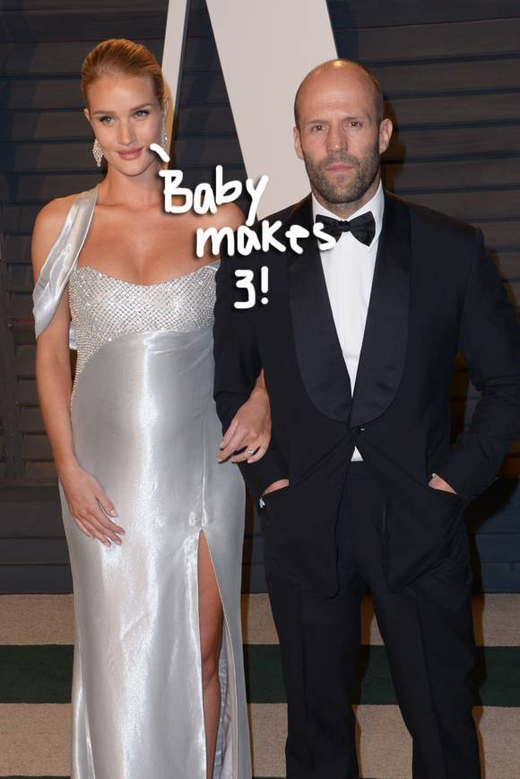 Congrats to @RosieHW & Jason Statham on the birth of their son! https://t.co/HvUySqdXZz https://t.co/5BzouAOKbN