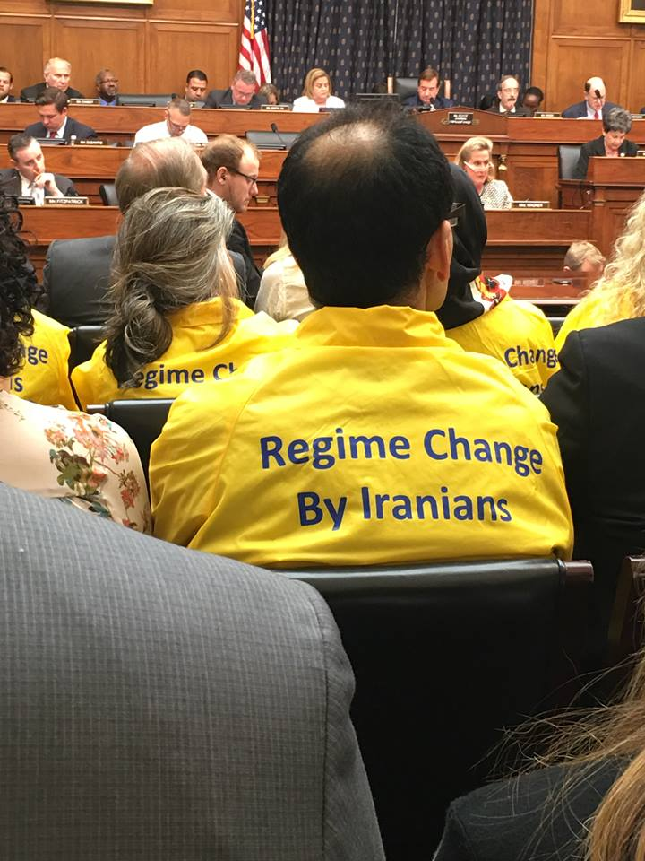 The message of @OrgIAC 2 @nikkihaley &amp; @HouseForeign  today REGIME CHANGE BY IRANIANS #FreeIran #BlacklistIRGC #Iran <br>http://pic.twitter.com/bHXy7adZuF
