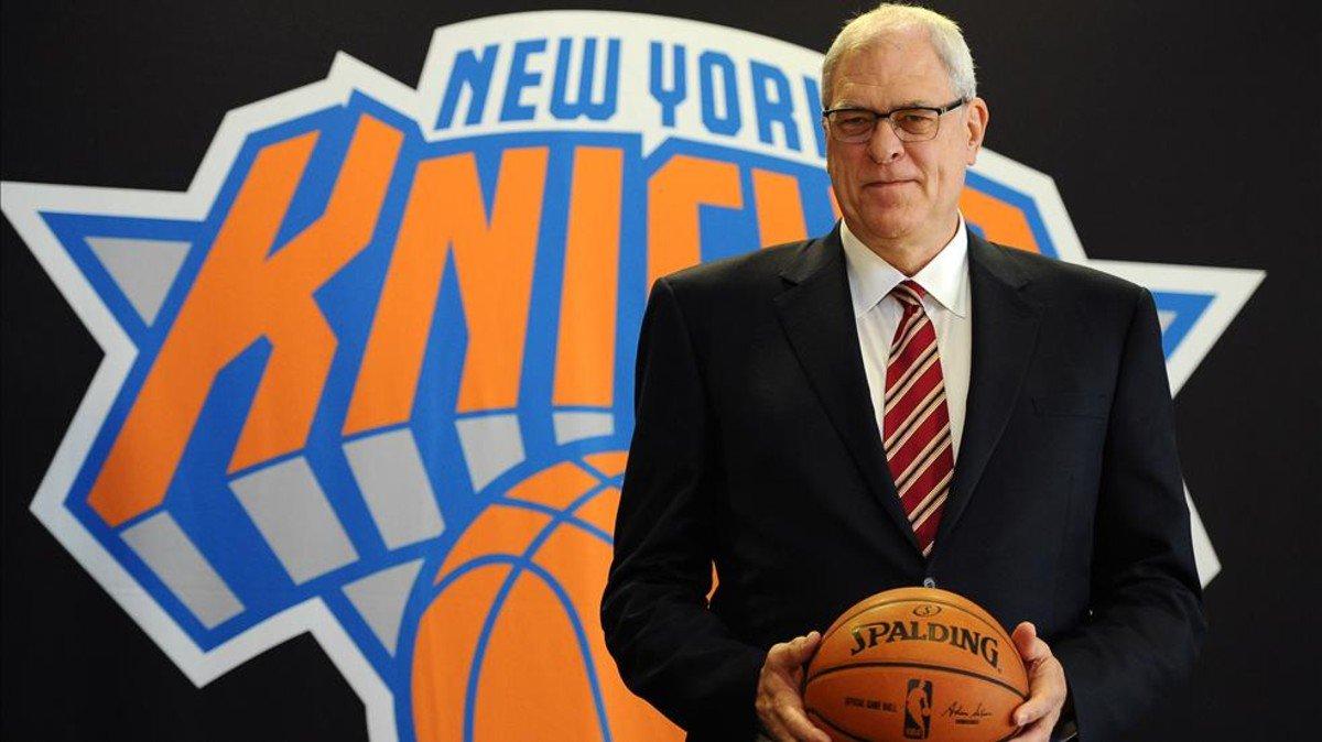 #NBA| Phil Jackson y los New York Knicks rompen su relación https://t....