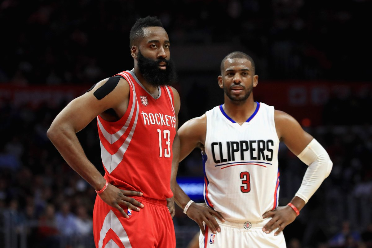 Breaking: Clippers will trade CP3 to the Rockets once he opts into dea...