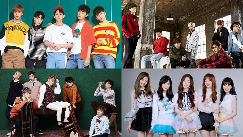 "Highlight, GOT7, BTOB, Red Velvet, And More To Return For ""Music Bank"" Half-Year Special: On…  https:// goo.gl/8mvoor  &nbsp;   #Music #9Muses #Apink<br>http://pic.twitter.com/WLrSOXEoNs"