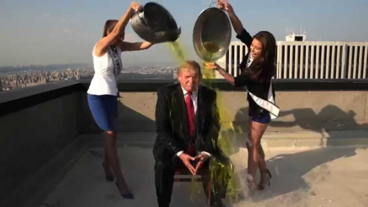 The Old Man and the Pee #TrumpBiographyTitles https://t.co/YwEGko2GsI