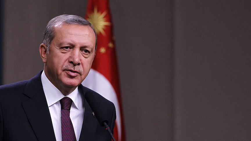 Cumhurbaşkanı Erdoğan'dan Avrupa gençler yüzme şampiyonuna tebrik http...