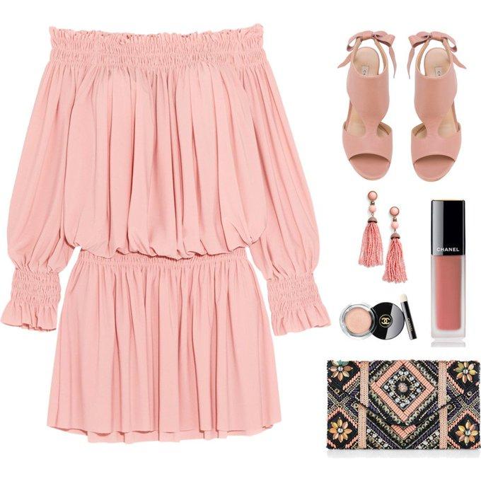 Blush Pink!