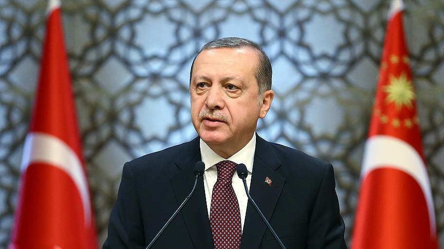 Cumhurbaşkanı Erdoğan'dan, dünya şampiyonu tekvandoculara kutlama http...