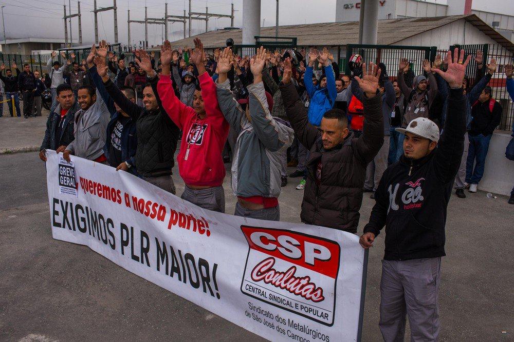 Metalúrgicos da Chery iniciam greve na fábrica de Jacareí, SP https://t.co/3ywp013RCl #G1