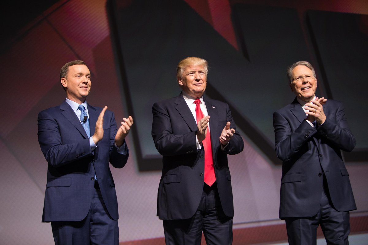 Read the latest from @ChrisCoxNRA-  A New Day for the #2A: When @realDonaldTrump Addressed the #NRA  http:// bit.ly/2smD9Ri  &nbsp;   #2A<br>http://pic.twitter.com/YeRAUHaooj