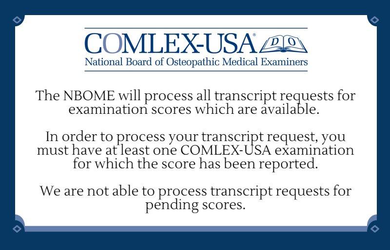 By bhints \ Nbome Score Release Comlex 1