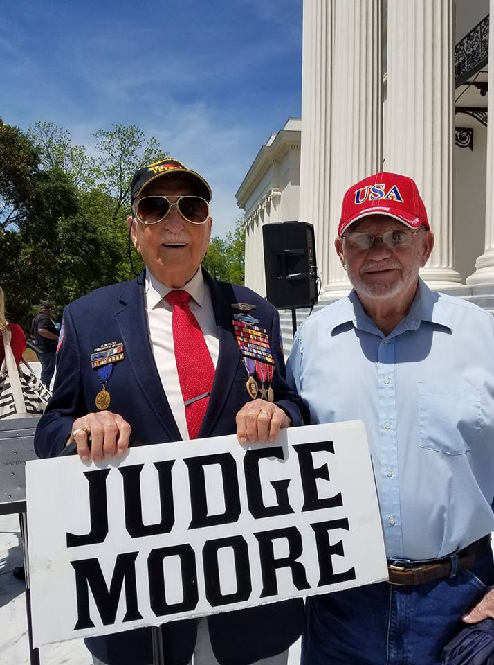 Calling all Veterans! Join #Veterans for Judge Roy Moore Coalition! Elect this Veteran to the US Senate! --&gt;hannah@roymoore.org #MooreSenate<br>http://pic.twitter.com/sDRuqy6WDe