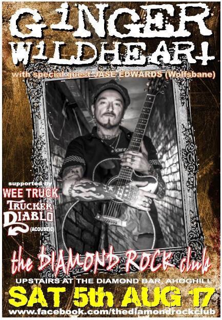 Well there's the @truckerdiablo lads playing an acoustic set opening for @GingerWildheart in August https://t.co/tCJTFPjPEc