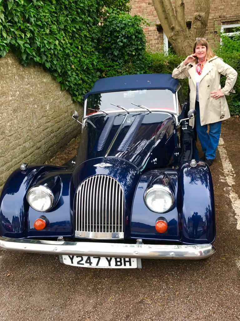 Fortunately, a classy #Morgan will take you in style anywhere in #England.  http:// tinyurl.com/mxxudp5  &nbsp;  <br>http://pic.twitter.com/zhUKIWAqeY