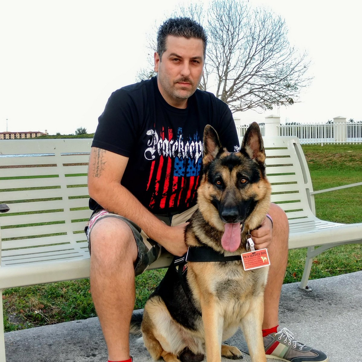 Great shirt for the 4th of July! And to help @JosephLocus &amp; Jinky! #BlueLivesMatter #PTSDAwarenessMonth  #painvsguilt<br>http://pic.twitter.com/bSvy4nuLNw