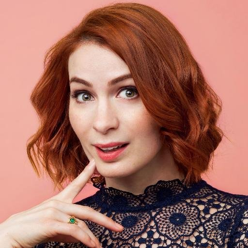 Wanting to wish Ms. Felicia Day a Happy Birthday