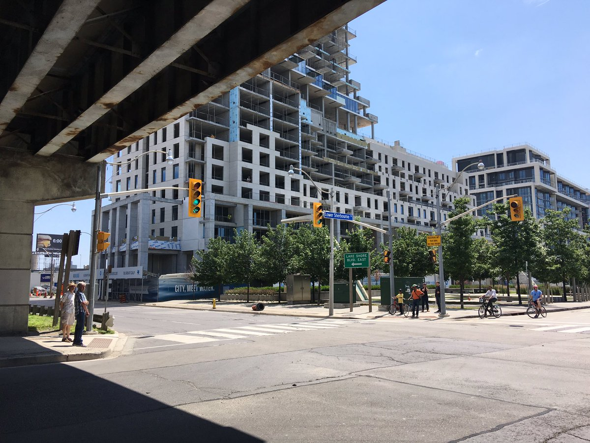 East Bayfront development is the 'fruit' of WaterfrontTO's labour, CEO...