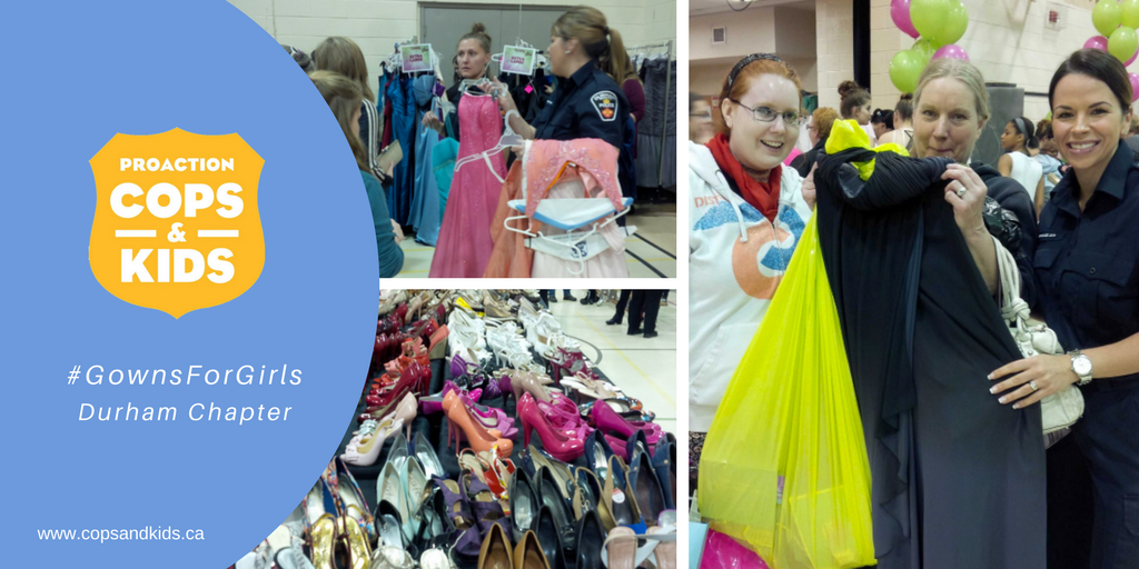 .@DRPS officers helped youth get prom ready. YOU made this happen w/ y...