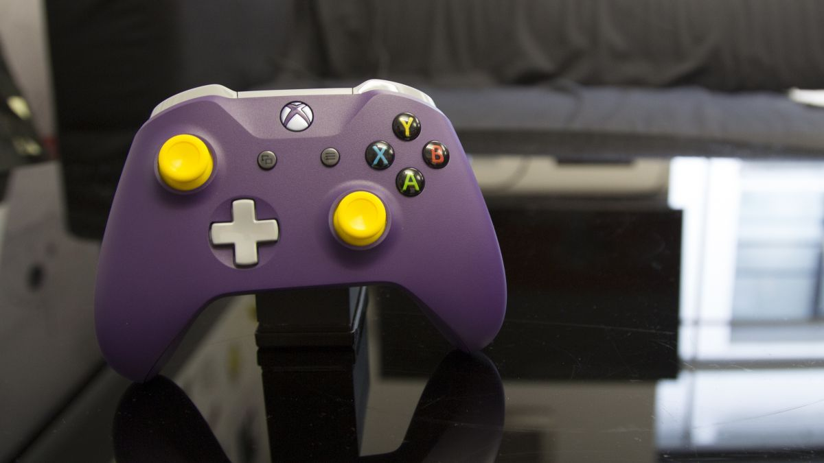 I used the #XboxDesignLab to (almost) make a GameCube controller https://t.co/W4Z72hmKVw