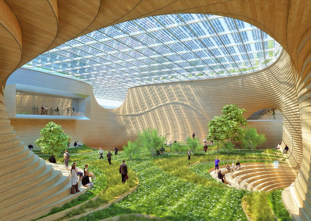 The mall of the future might be greener than you think, according to architect @VCallebaut #sustainable #design<br>http://pic.twitter.com/j2g64nbsbe