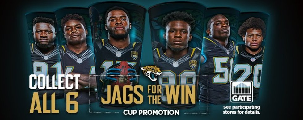 Blake Bortles is no longer the face of this #Jaguars franchise and more bold predictions from these promotional cups  https://www. bigcatcountry.com/2017/6/28/1588 8086/6-bold-predictions-2017-jacksonville-jaguars-season-these-promotional-cups &nbsp; … <br>http://pic.twitter.com/OSF0dyQSXV