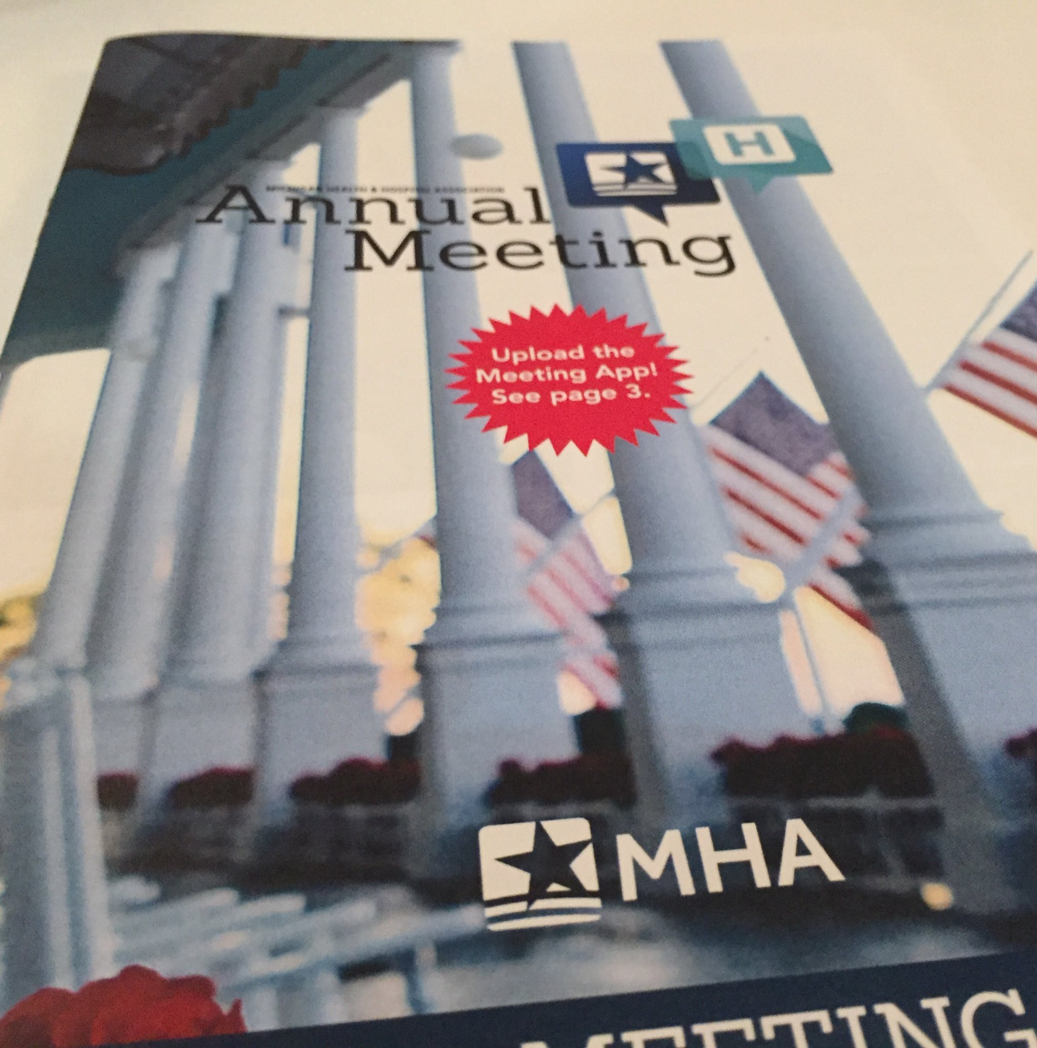 Follow our story on #Instagram (MiHospitalAssoc) for live updates from the #MHAannual Meeting! https://t.co/BO10mhYDMt