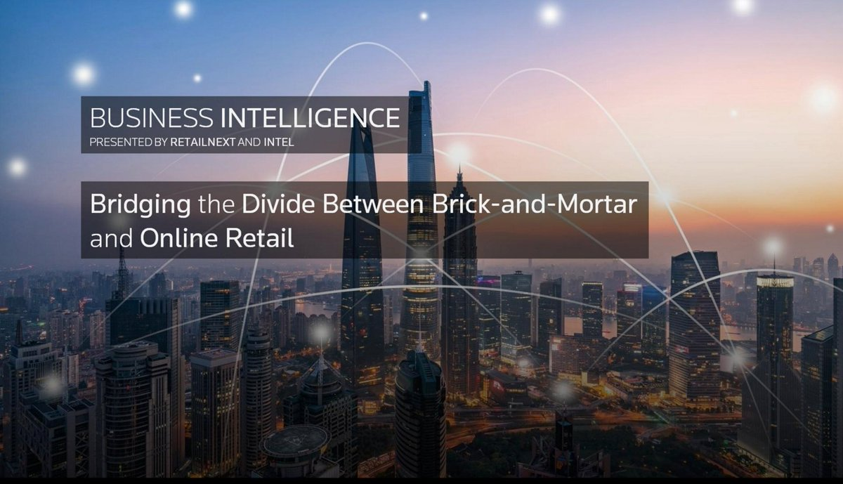 Today&#39;s consumers increasingly &quot;digital first&quot; ~ @bridgetjohns with @IntelRetail&#39;s @georgeloranger #reuters #webinar #RNwebinar #retail <br>http://pic.twitter.com/8cZMxSUypn