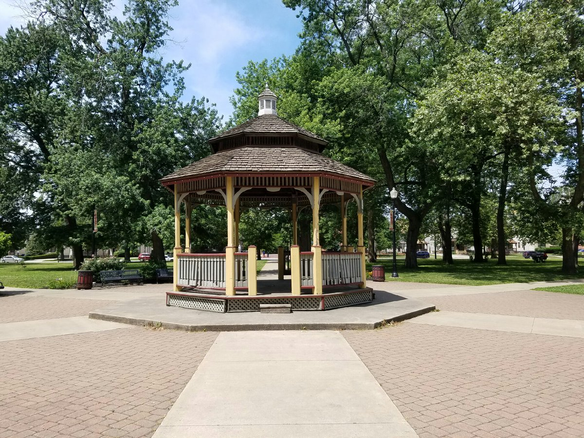 #Gazebo Latest News Trends Updates Images - CuyahogaCounty