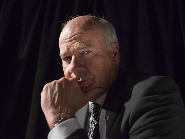 Peter Mansbridge promises low-key sign-off as he leaves 'The National'...