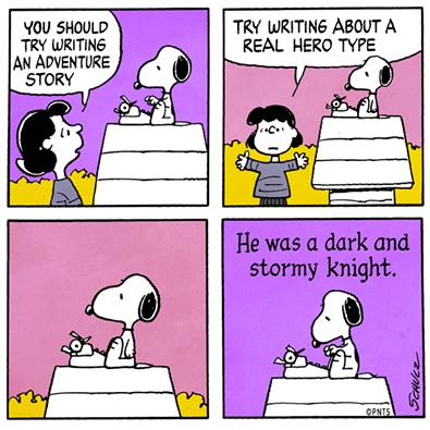Writing a thriller is easy. https://t.co/4IMzyiojBd