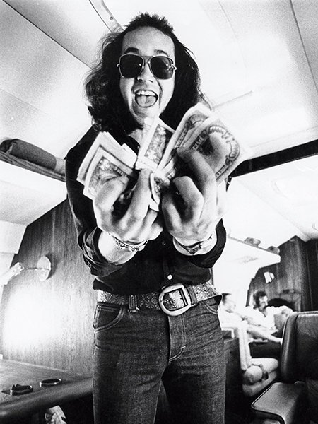 Remessageed Rock N Roll Pictures (    Happy birthday Ian Paice