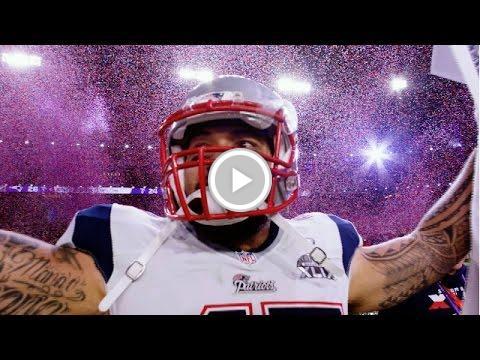 2014 NFL Playoffs: Moments of glory  http:// vid.staged.com/Czsu  &nbsp;   #Patriots #Sportstar <br>http://pic.twitter.com/7LB1fzlivG