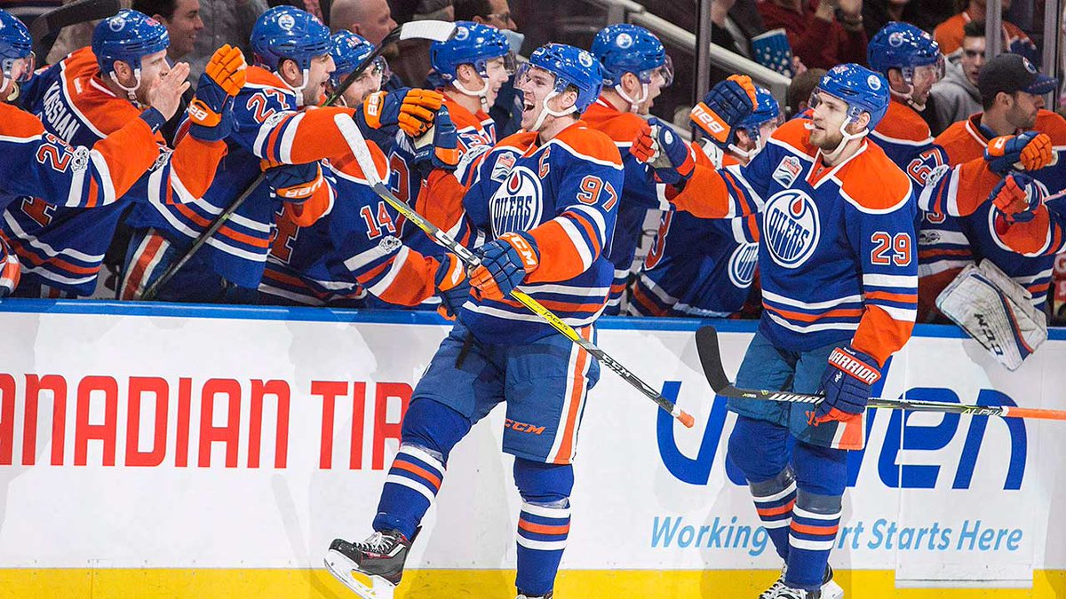 How similar will Leon Draisaitl's contract be to Connor McDavid's? (@S...