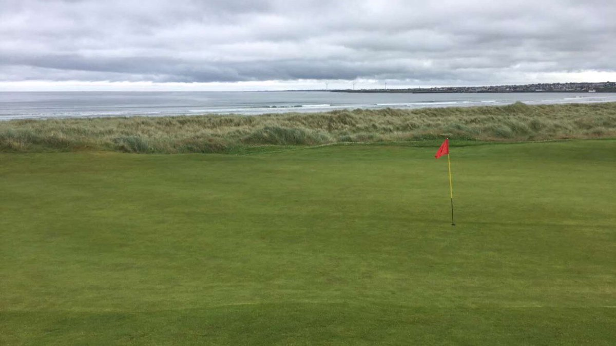 Nothing quite like the Dunes at @EnniscroneGolf. You can find @GAMEGOLF in the pro shop!