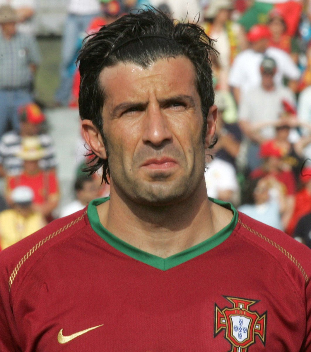 "Squawka Football on Twitter ""Most senior caps won for Portugal"