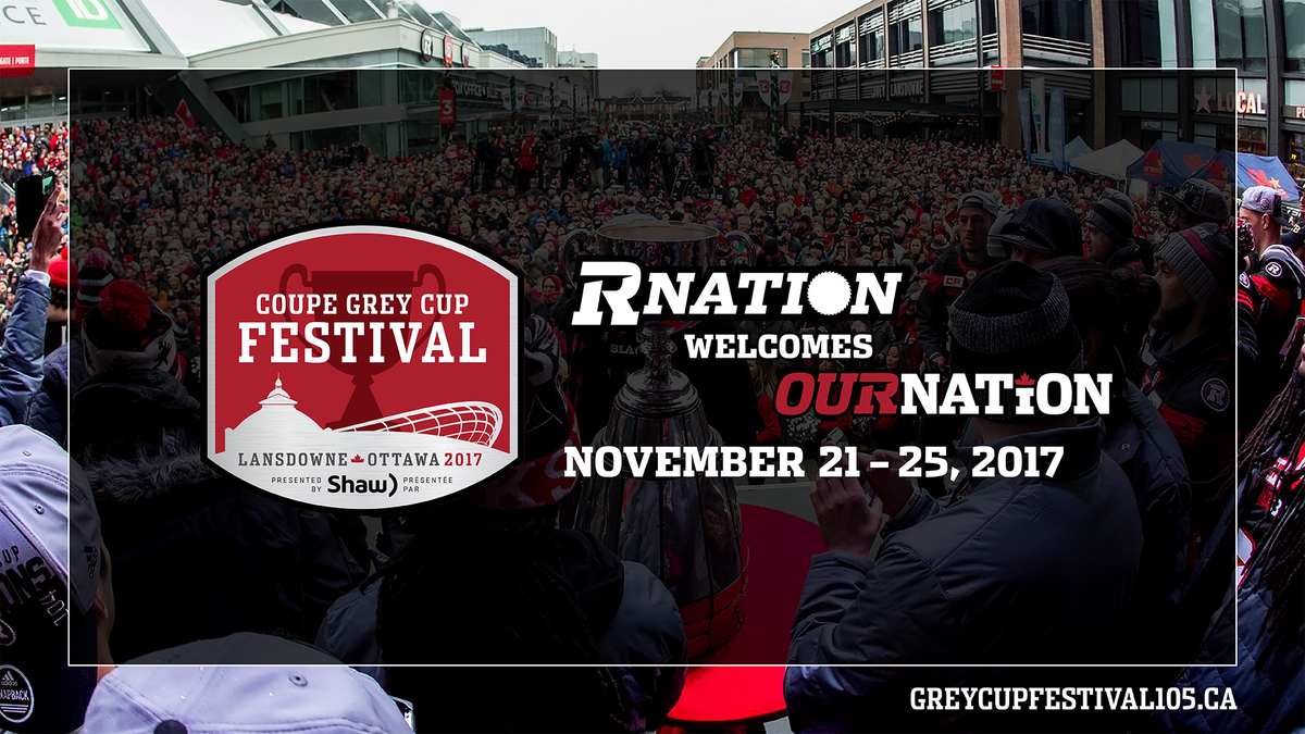 #RNation becomes #OurNation!  Are you ready for Canada's biggest party...