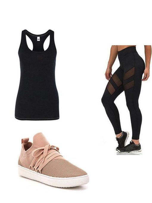 Weightless Racerback #ootd #fashionpost #style #lookbook