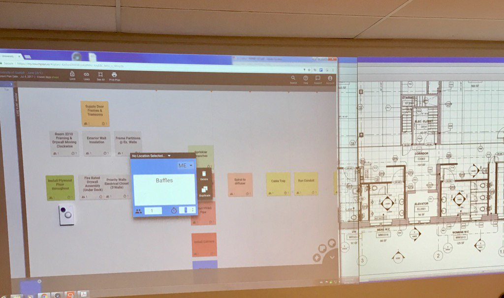@HalMacomber teaching &amp; facilitating @mettko #pull-planning with trade partners <br>http://pic.twitter.com/2vnnF8Ntl1