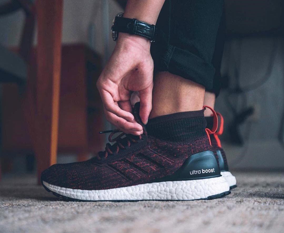 8fe948b95ee Coming soon. https   thesolesupplier.co.uk news your-first-on-foot-look -at-the-adidas-ultra-boost-atr-mid-primeknit  …pic.twitter.com dfE1wEox5H