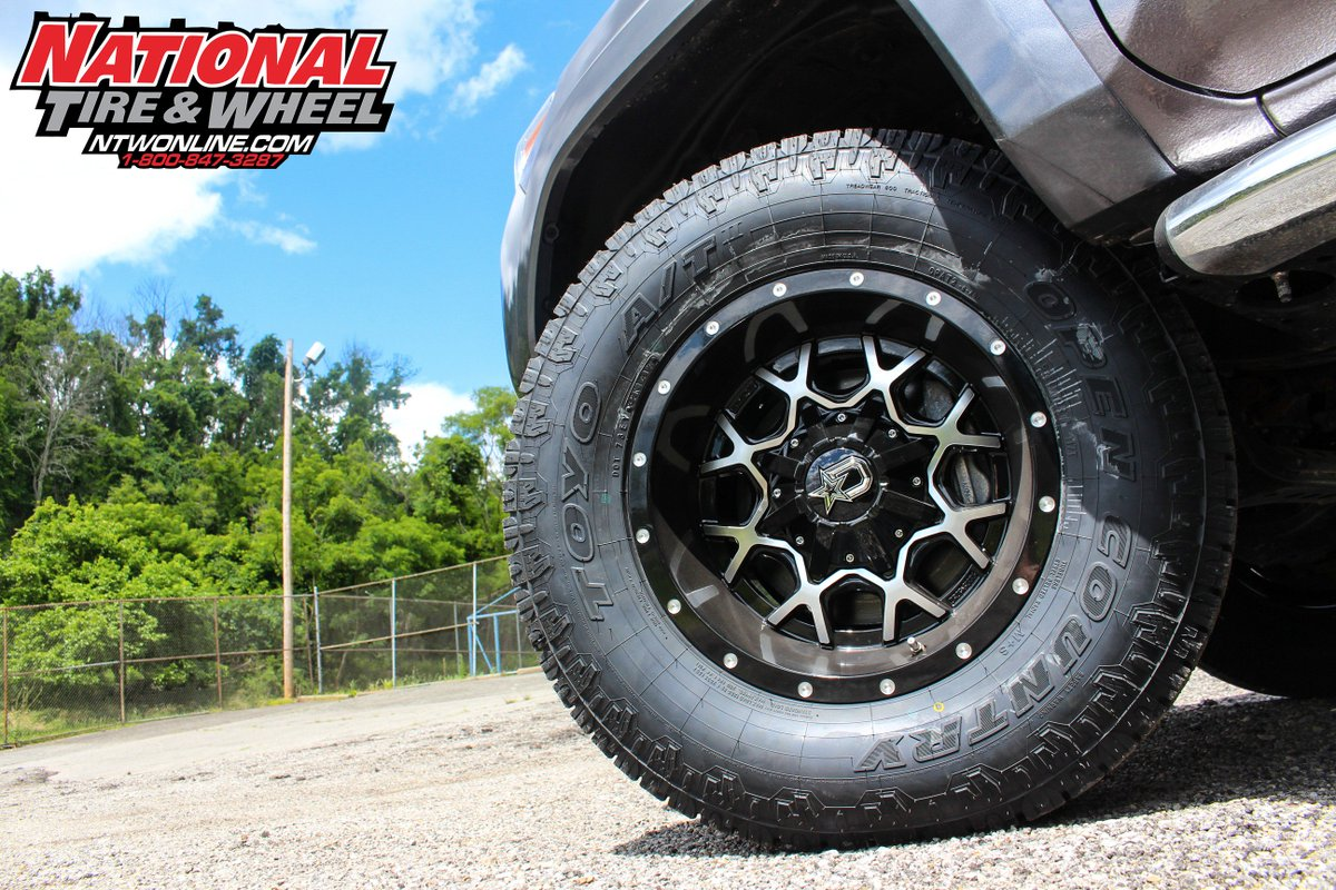 National Tire And Wheel >> National Tire Wheel On Twitter This 2016 Tacoma Received A