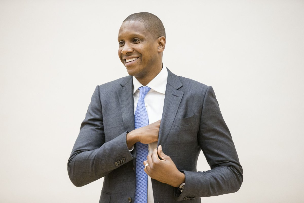Report: Knicks Confident They Will Hire Masai Ujiri Away From Raptors:...