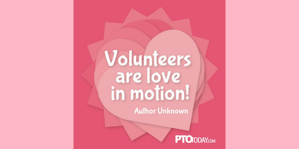 Where would we be w/out great volunteers? #pto #pta<br>http://pic.twitter.com/sRivkJXriR